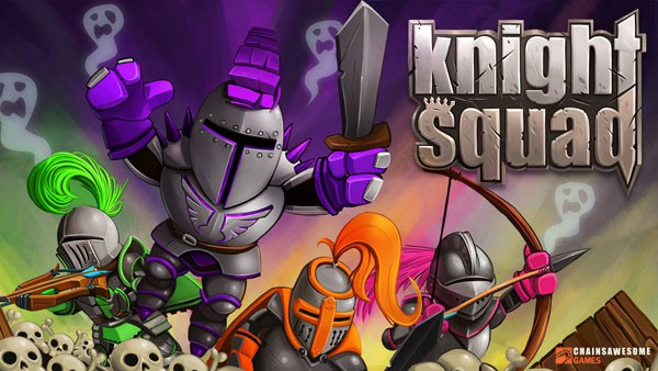 Insane multiplayer title Knight Squad officially launches on PC and Xbox One next month