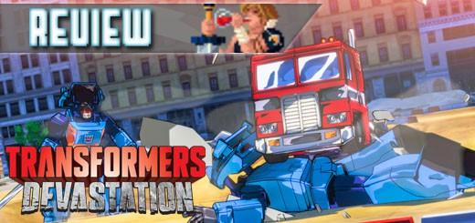 REVIEW – Transformers: Devastation