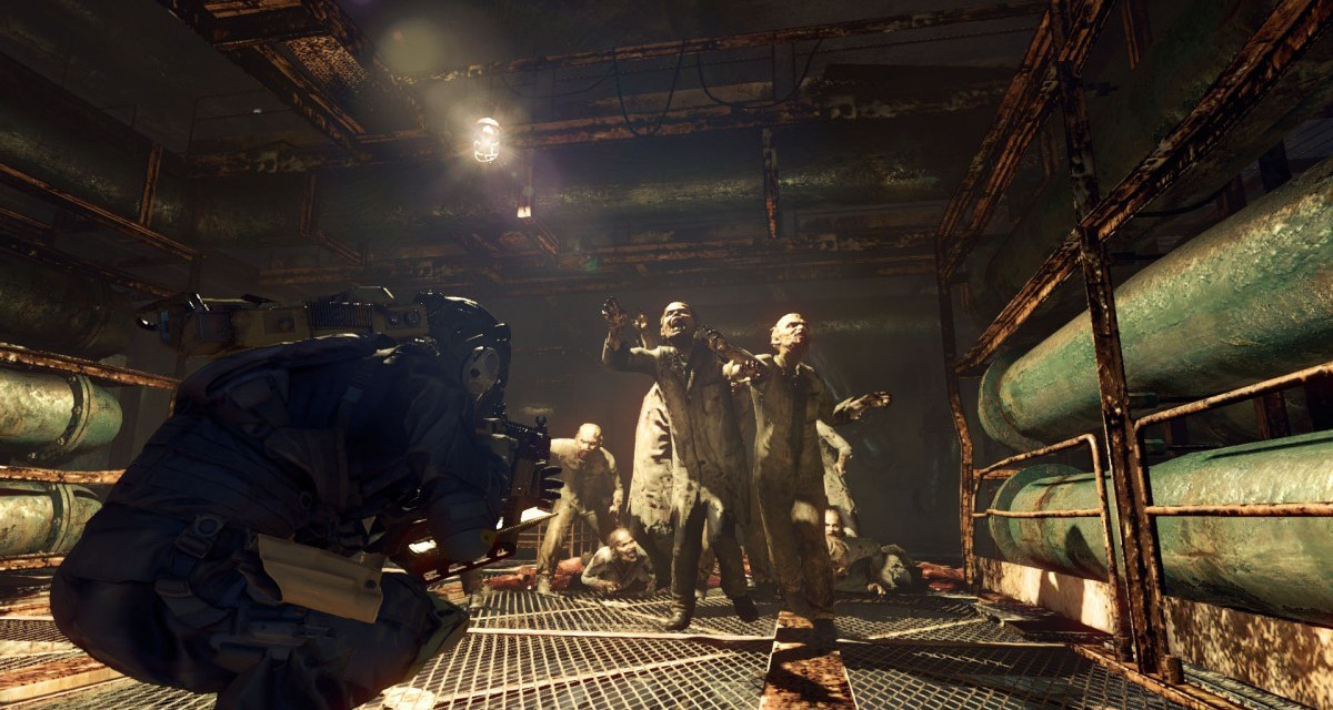 New gameplay trailer released for Resident Evil spin-off Umbrella Corps