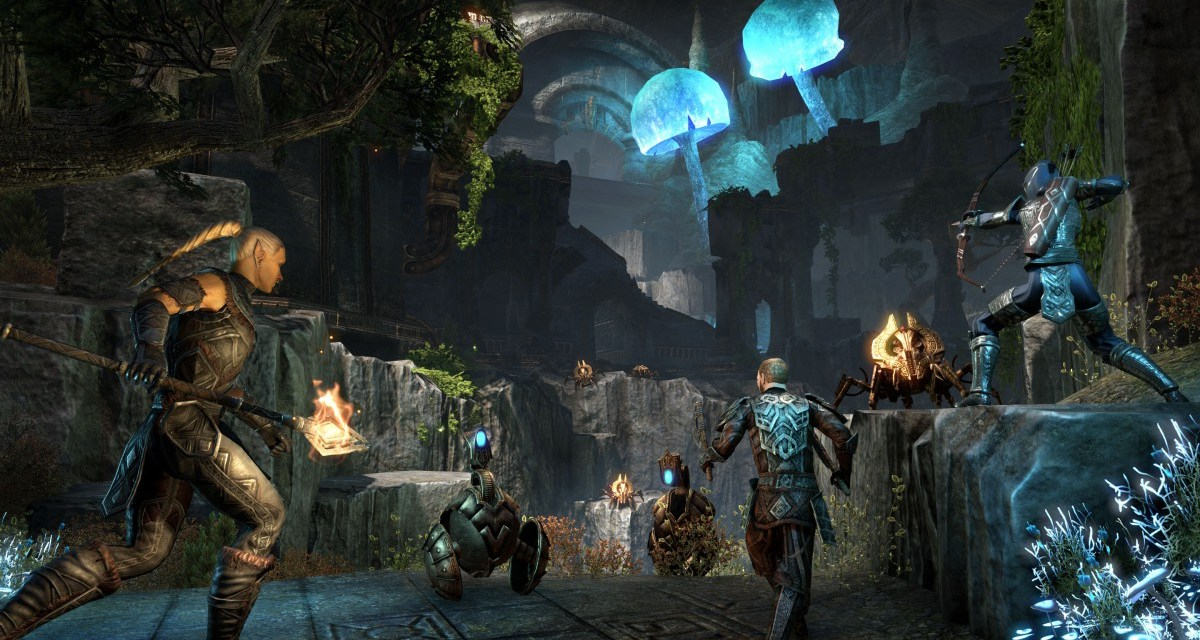 Orsinium expansion for The Elder Scrolls Onine: Tamriel Unlimited hits consoles today