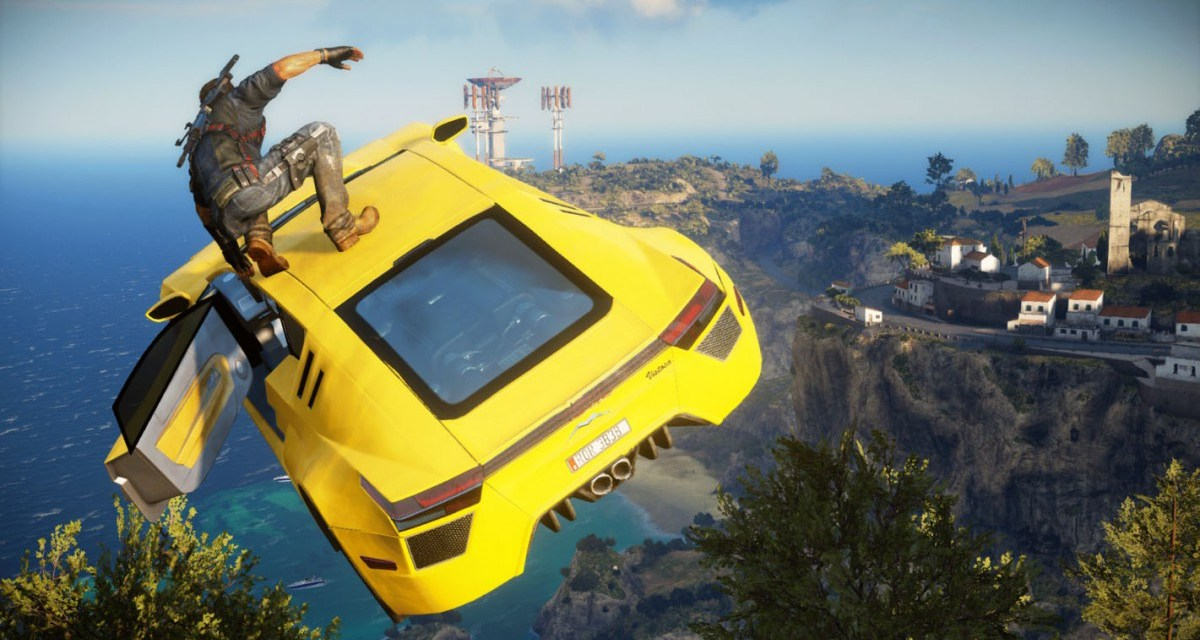 New CGI trailer for Just Cause 3 released featuring the music of Kasabian