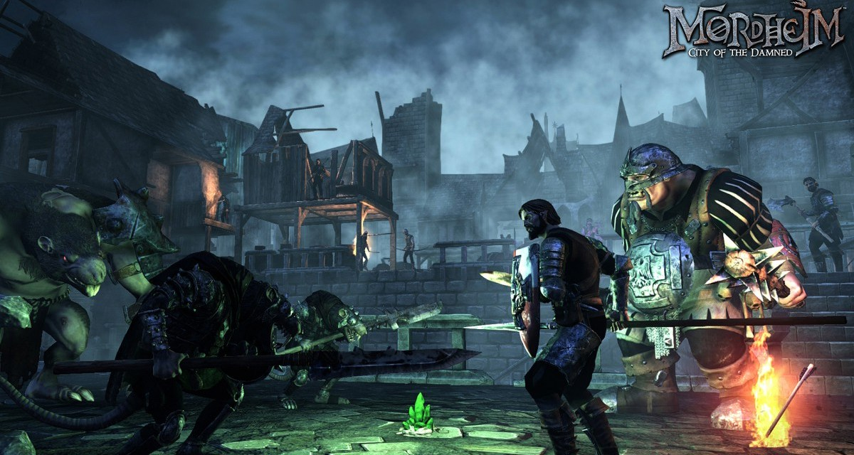 Launch trailer unveiled for Mordheim: City Of The Damned ahead of today's release