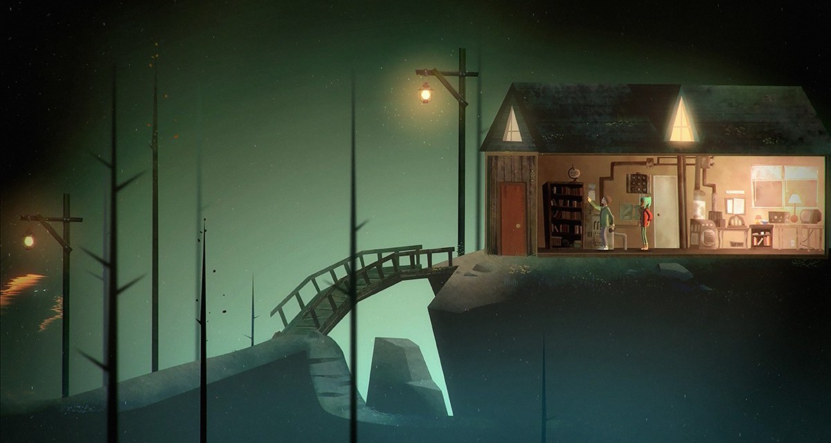 Supernatural teen thriller Oxenfree arriving on Xbox One and Windows in January