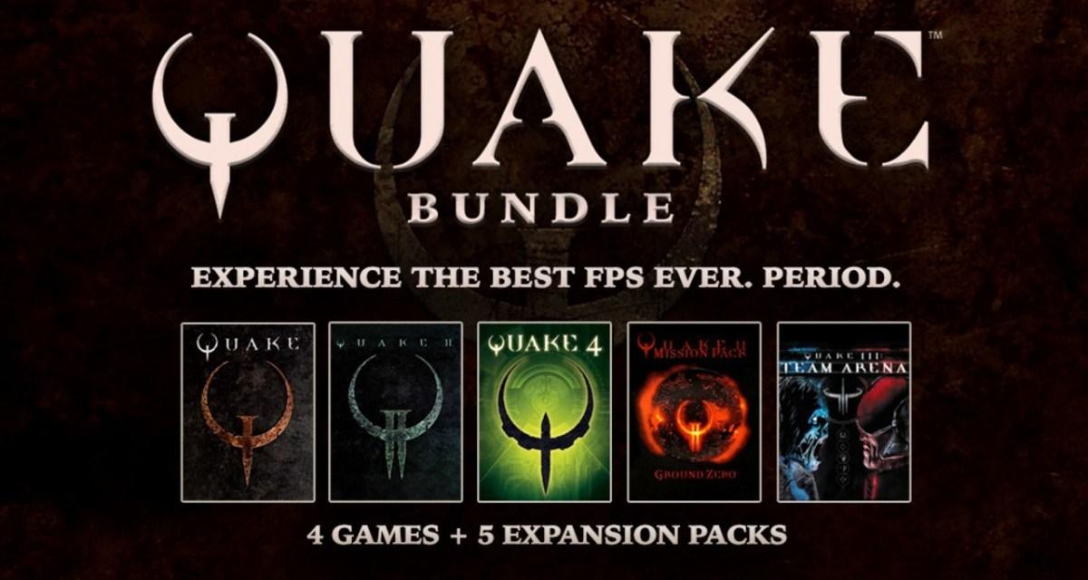 Bundlestars release Quake Bundle including every main series entry