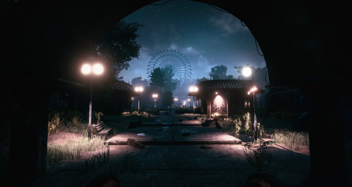 Psychological horror title The Park hitting consoles in 2016