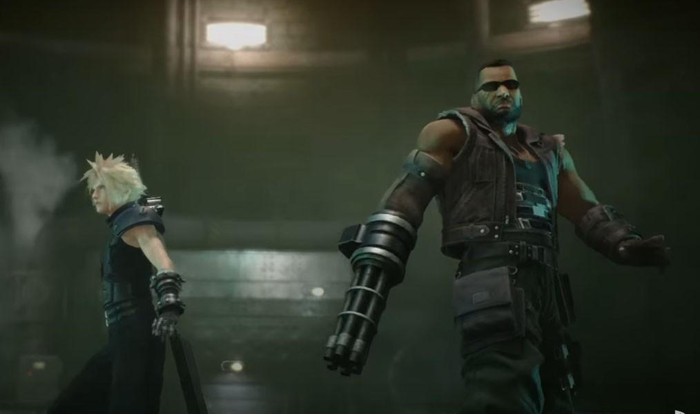 New gameplay trailer revealed for Final Fantasy VII: Remake