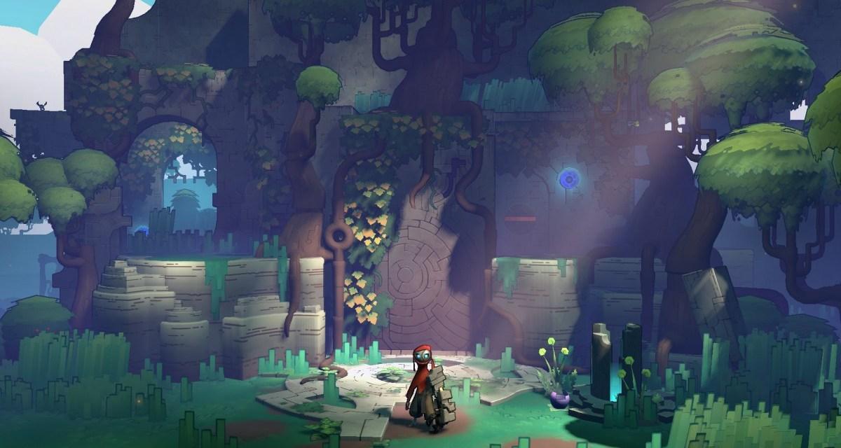 New trailer for vibrant adventure game Hob revealed