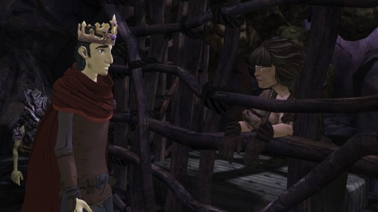 King's Quest: Rubble Without A Cause
