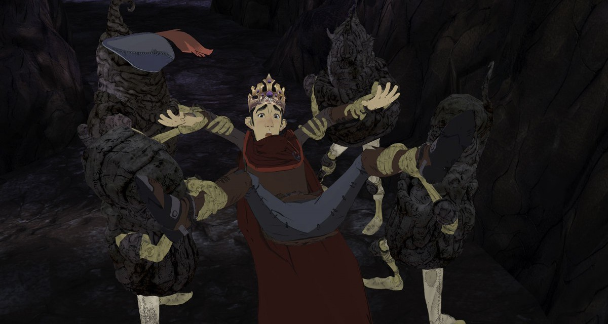 King Graham's adventures continue in King's Quest: Rubble Without A Cause – launching this month