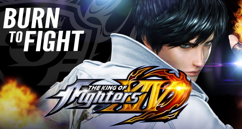 New action packed trailer released for The King Of Fighters XIV