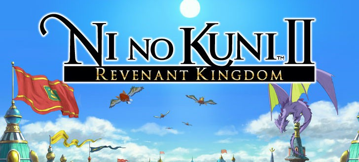 Ni No Kuni II: Revenant Kingdom revealed for the Playstation 4