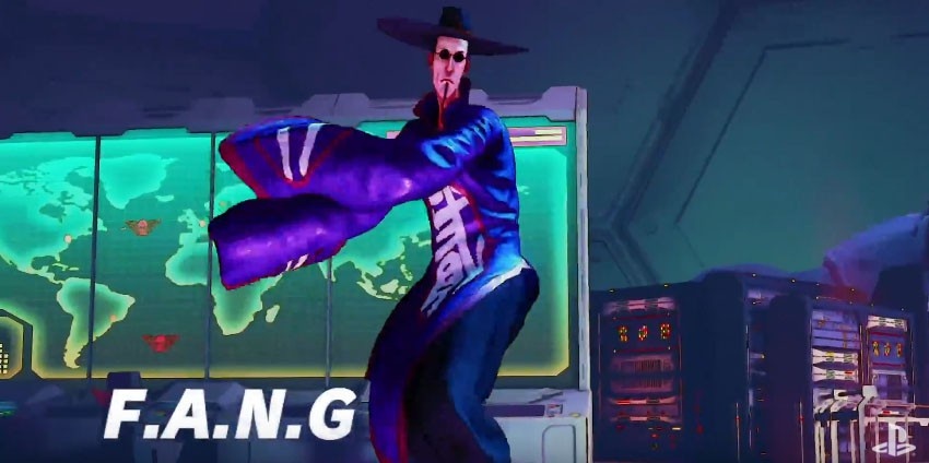F.A.N.G revealed as the 16th character for Street Fighter V