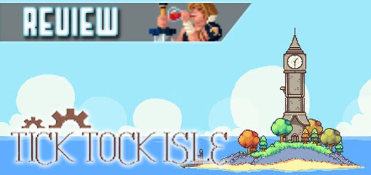REVIEW – Tick Tock Isle