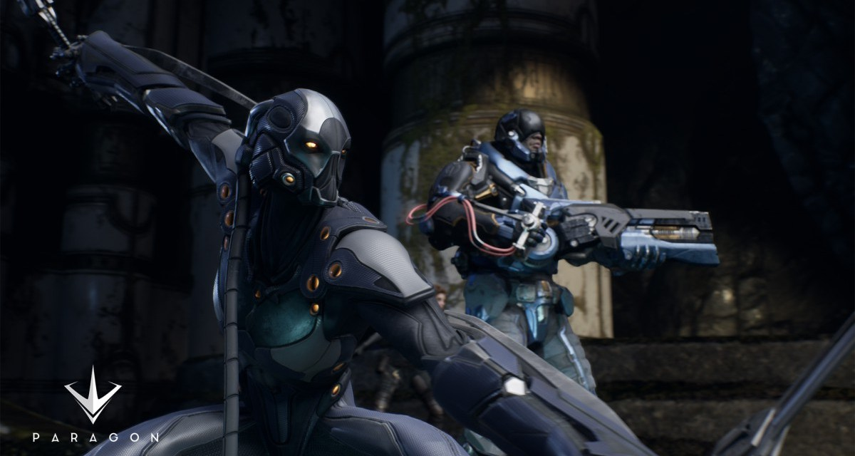 New gameplay revealed for Epic's upcoming MOBA Paragon