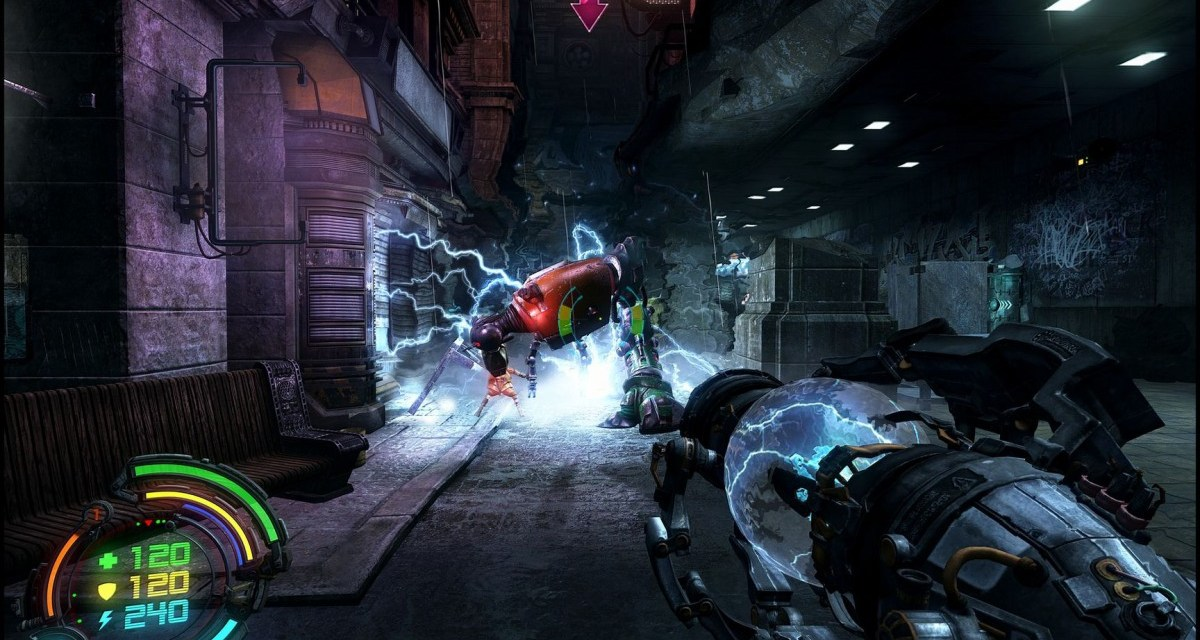 Debut trailer released for Hard Reset Redux – coming soon to PC and consoles