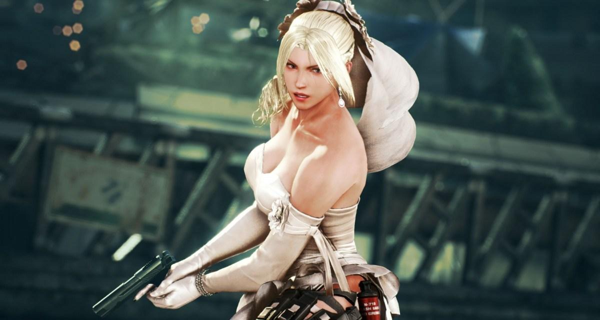 Series favourite Nina Williams returns for Tekken 7 Fated Retribution