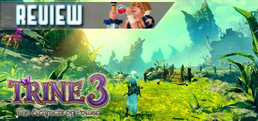 REVIEW – Trine 3: The Artifacts Of Power