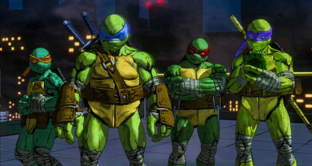 Activision officially reveal Teenage Mutant Ninja Turtles: Mutants In Manhattan with trailer