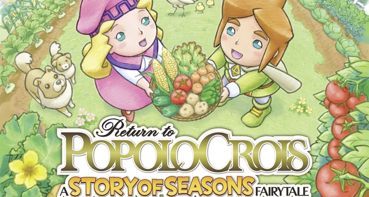 Return To PopoloCrois: A Story Of Seasons Fairytale coming to the 3DS in Europe this month