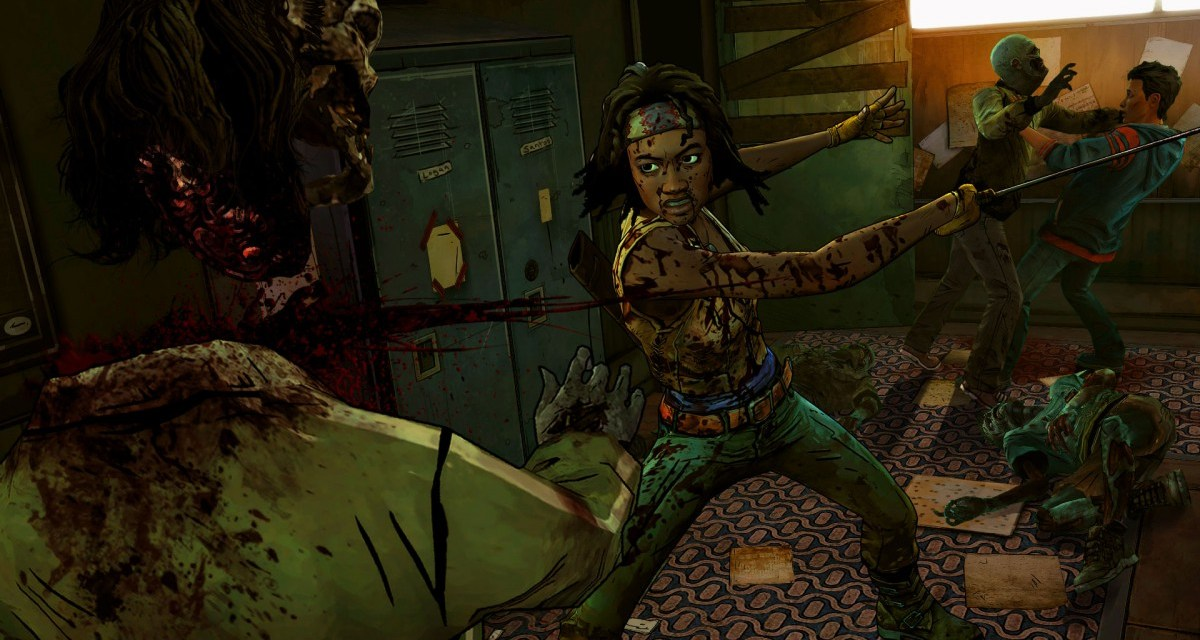 Telltale Games' The Walking Dead: Michonne premieres later this month