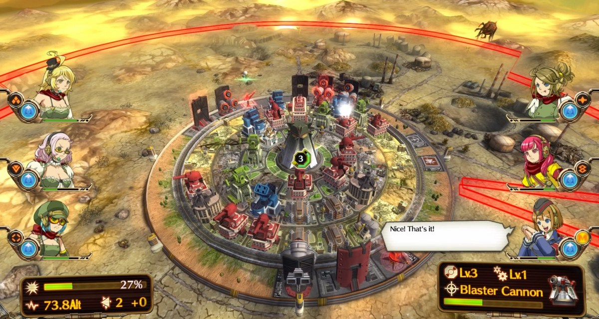 Dynamic tower defense title Aegis Of Earth: Protonvus Assault coming to Playstation consoles soon