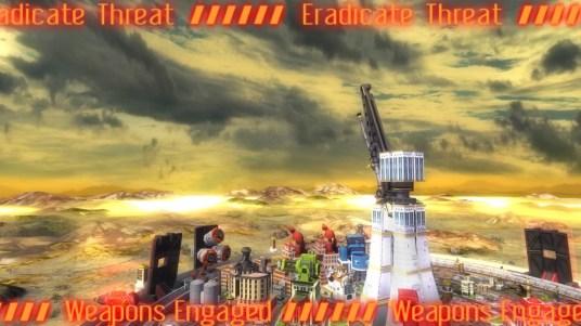 Aegis Of Earth: Protonvus Assault