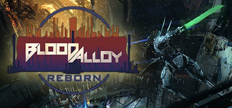 Hyper fast shooter/slasher Blood Alloy: Reborn launches on Steam in March – new trailer released