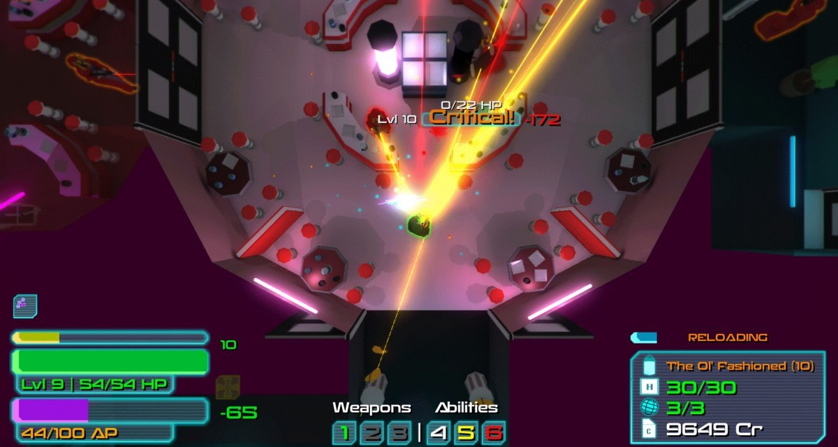 Cyberpunk action RPG Defragmented launches on Steam tomorrow