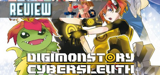 REVIEW – Digimon Story: Cyber Sleuth