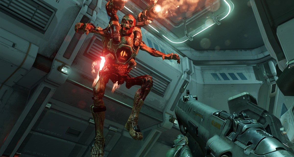 New trailer for DOOM is full of multiplayer carnage – new beta details revealed