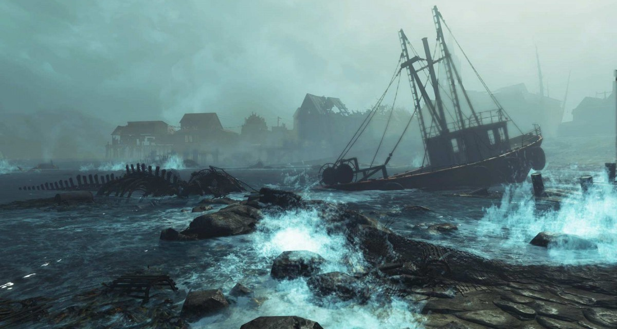 First three Fallout 4 DLC add-ons detailed
