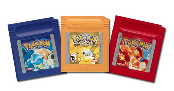 Ready to catch 'em all again? Pokémon Red, Blue and Yellow hit the 3DS this week