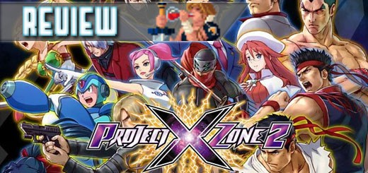REVIEW – Project X Zone 2
