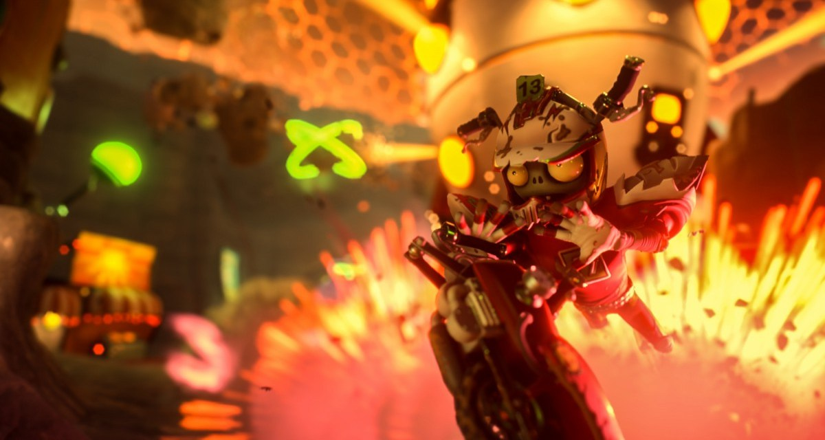 Action Packed Launch Trailer For Plants Vs Zombies Garden Warfare 2