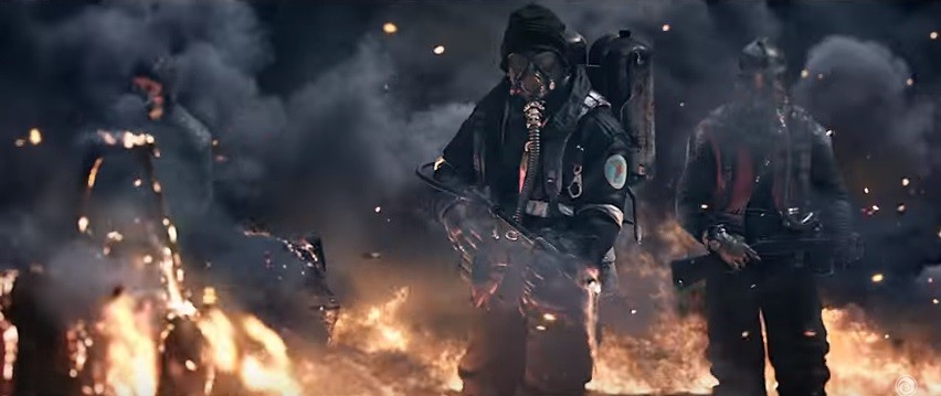 New TV spot revealed for The Division titled 'Yesterday'
