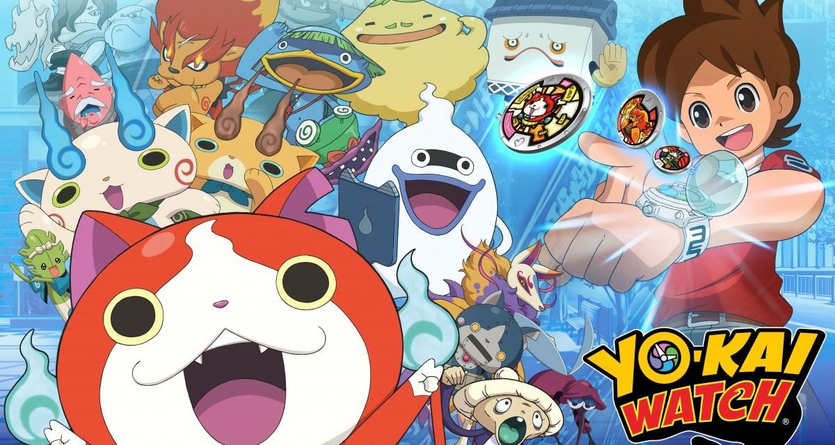 Yo-Kai Watch hitting European 3DS consoles in April