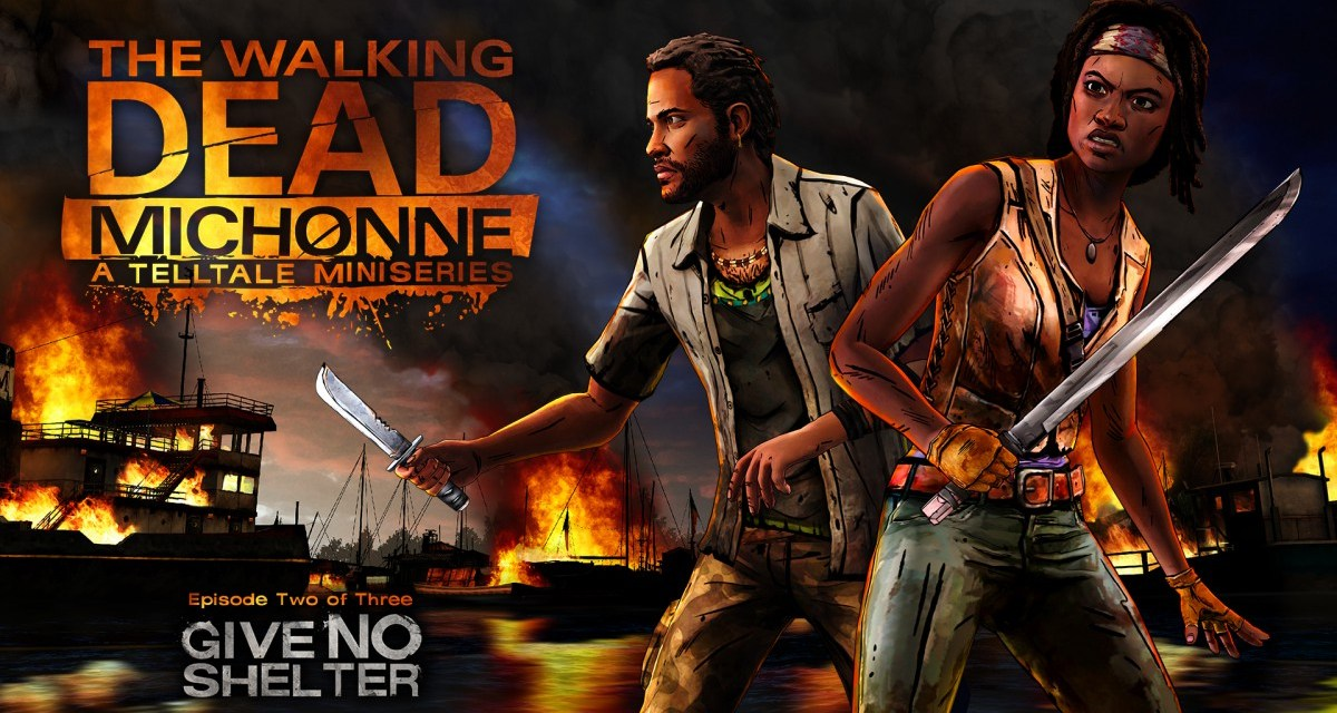 The Walking Dead: Michonne's second episode releases March 29th