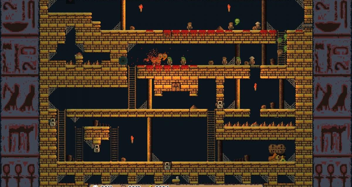 Protect your tomb in Defend Your Crypt – seeking votes on Steam Greenlight