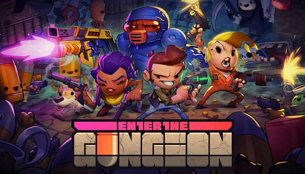 New trailer and release date revealed for trigger happy dungeon crawler Enter The Gungeon