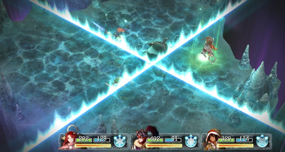 Square Enix returning to classic JRPG roots with I Am Setsuna, coming to Playstation 4 and PC
