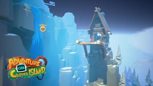 Skylar & Plux: Adventure on Clover Island