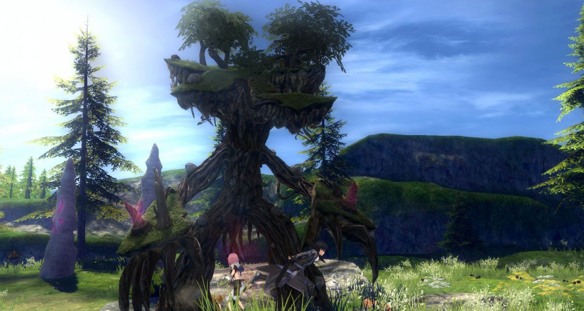 New trailer for Sword Art Online: Hollow Realization explores the world of Ainground