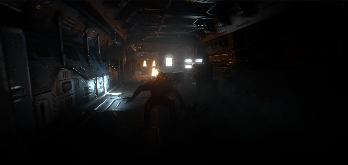 Eerie new trailer revealed for survival horror title Syndrome