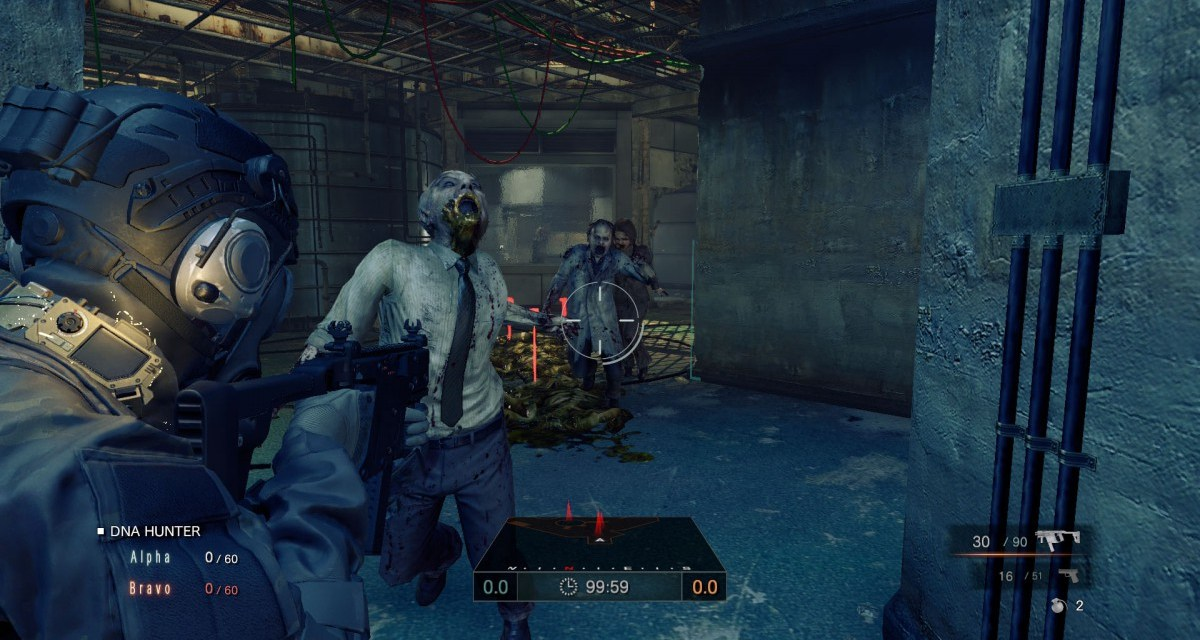 New Umbrella Corps gameplay trailer shows off the various game modes on offer