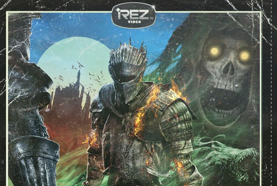 Check out the awesome Dark Souls III VHS box art, now available to download