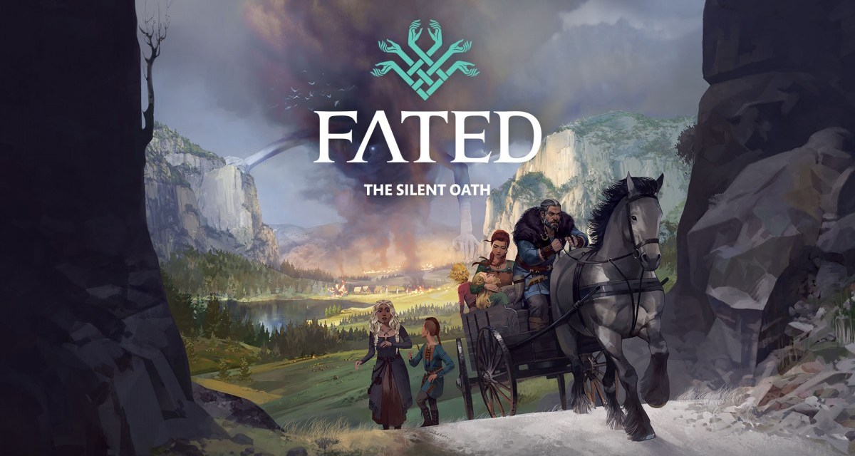 First-person VR experience FATED: The Silent Oath launches today