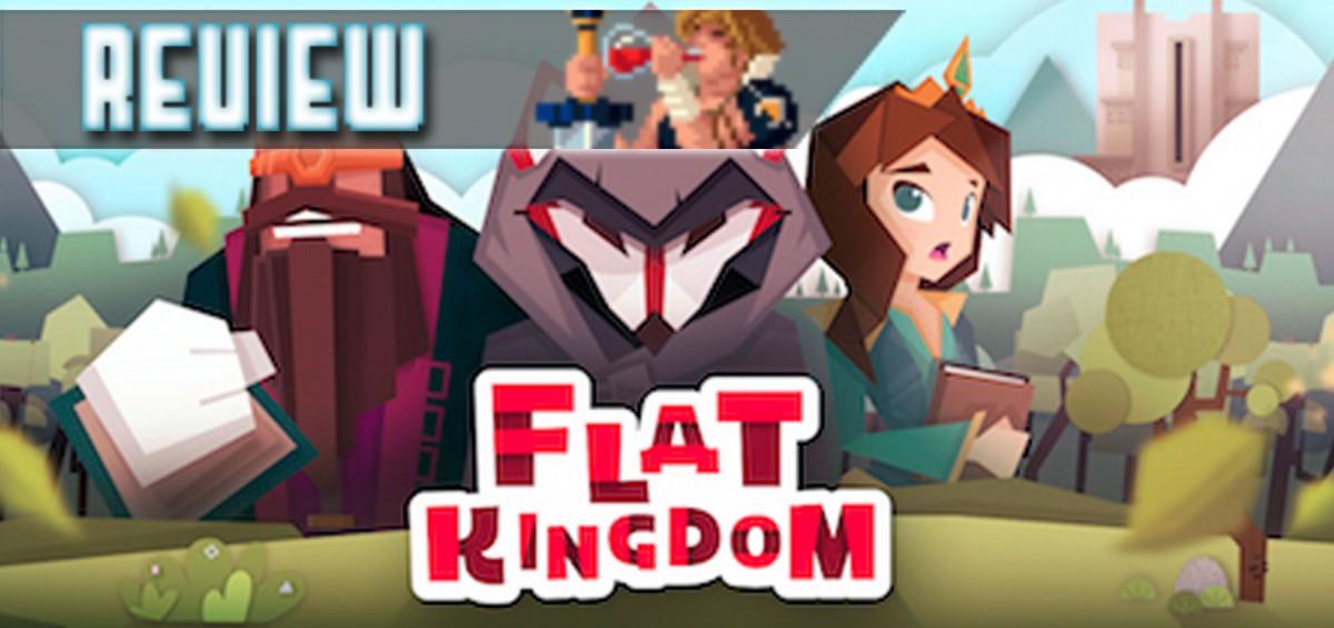 REVIEW – Flat Kingdom