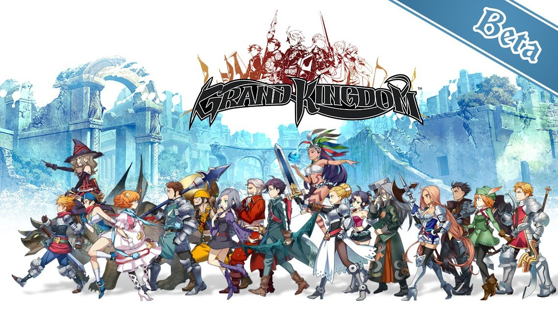 Upcoming Playstation-exclusive tactical RPG Grand Kingdom is getting a beta in May