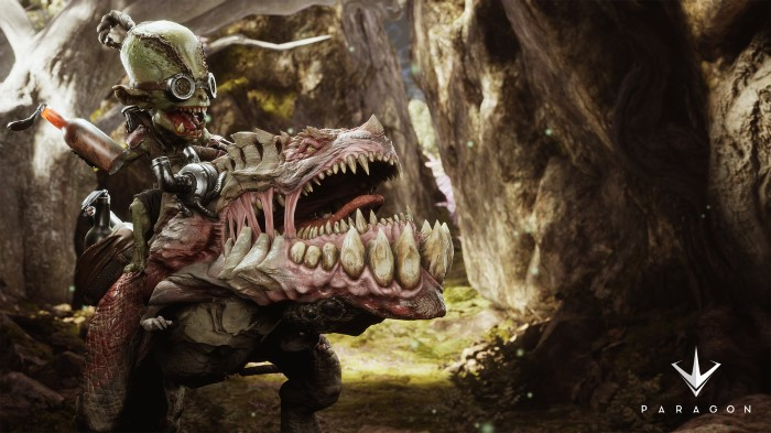 Early Paragon players get their hands on new combatants Iggy and Scorch later this month