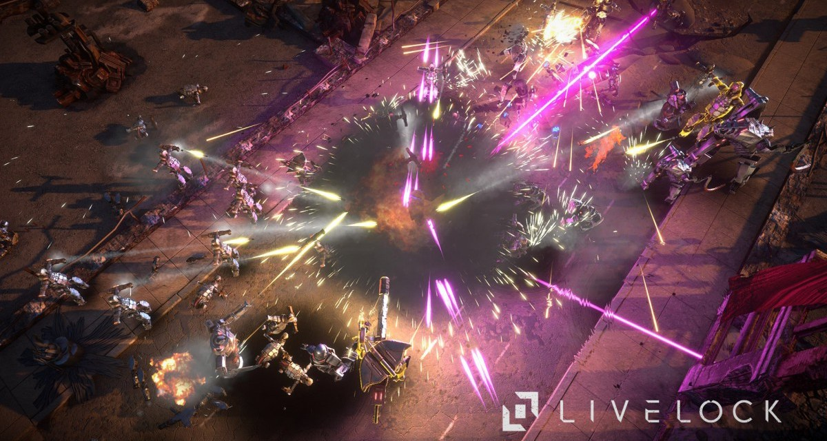 Final character revealed for upcoming top-down shooter Livelock